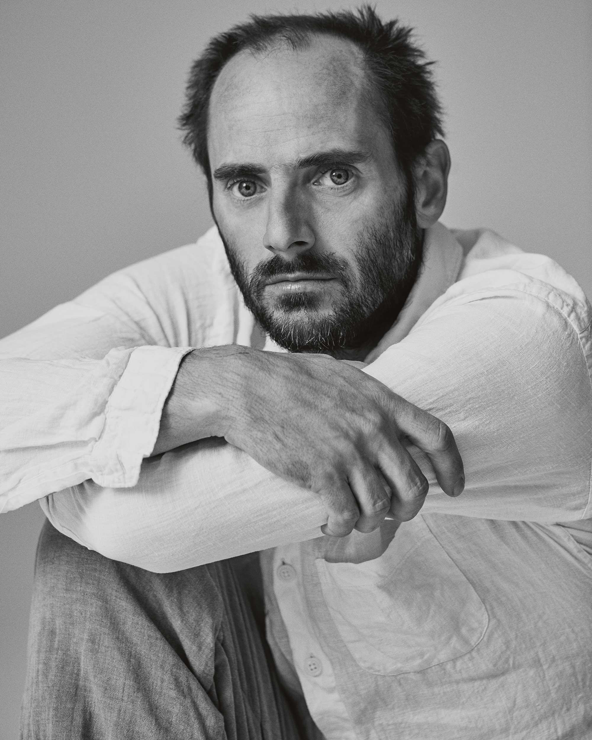 Portrait of Gareth Neal