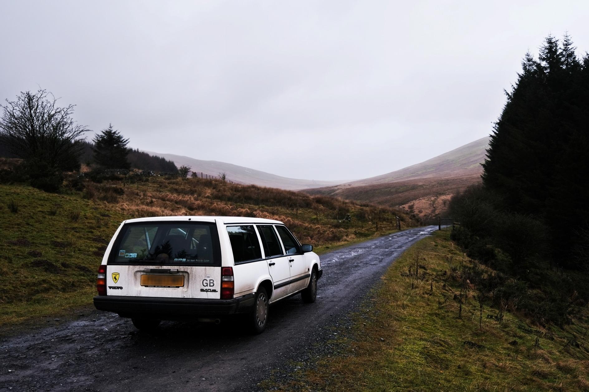 Forest + Found's Volvo Estate
