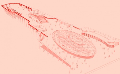 Hastings Pier Phase Two plan