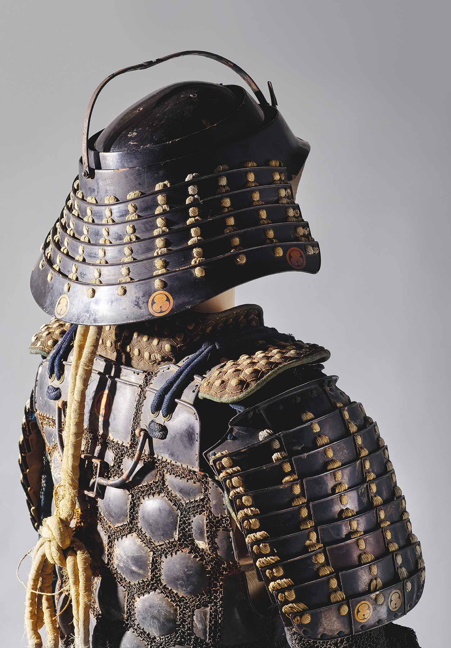 Japanese Samurai tatami-do gusokuarmour